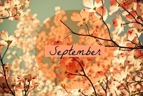 Setembro- sobre regresso às aulas e afins