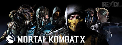 MORTAL KOMBAT X  Apk + Mega Mod + Data Download Offline (x32 x64)