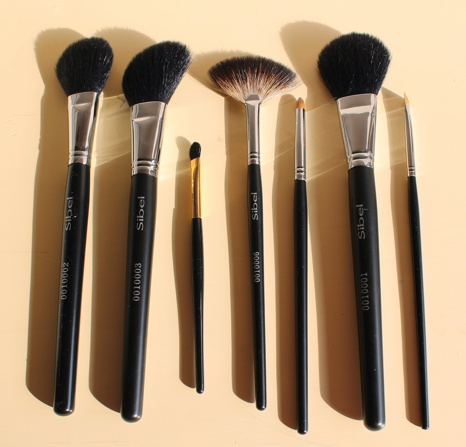 natural hair make up brushes