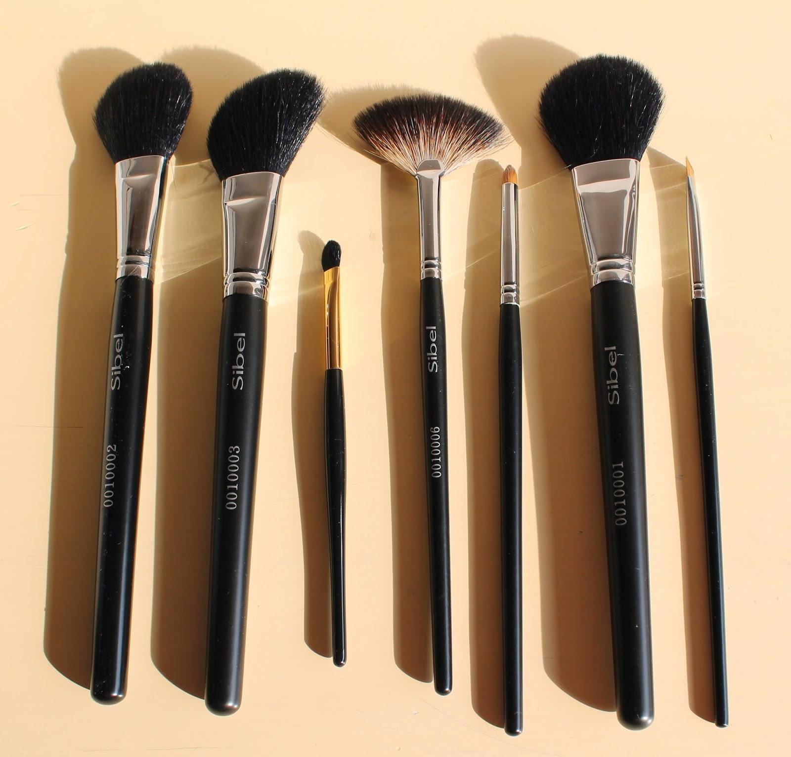 natural hair make up brushes