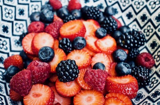 Perbanyak konsumsi makanan bergizi