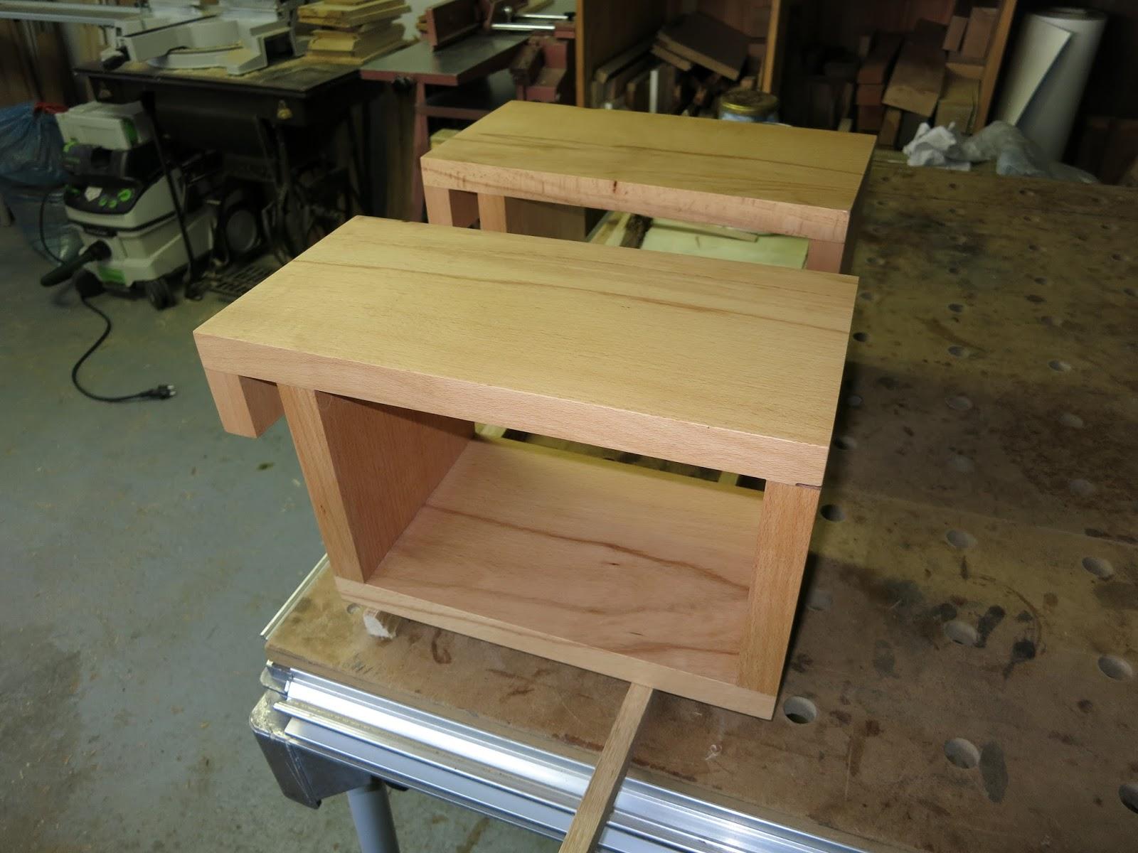 Holzprojekte Nachttische Zum Einhangen