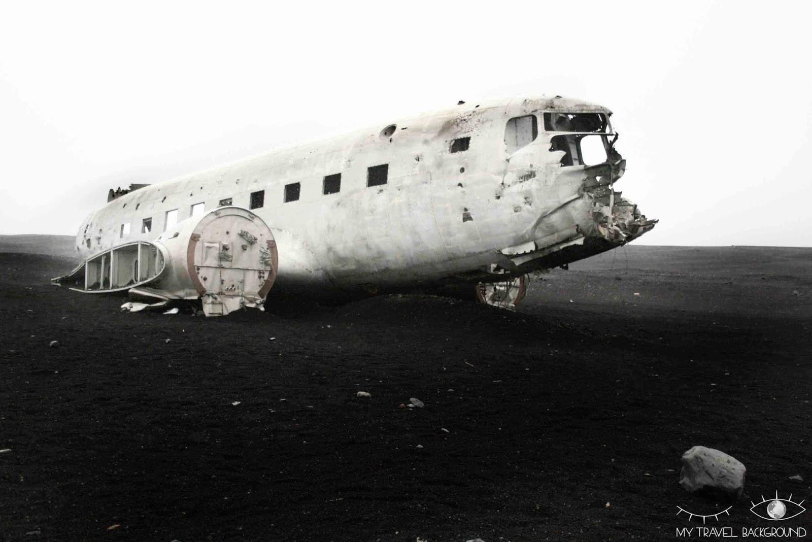 My Travel Background : Road Trip en Islande, itinéraire et infos pratiques / Avion DC3