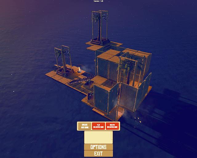 Raft: κατεβάστε δωρεάν το παιχνίδι