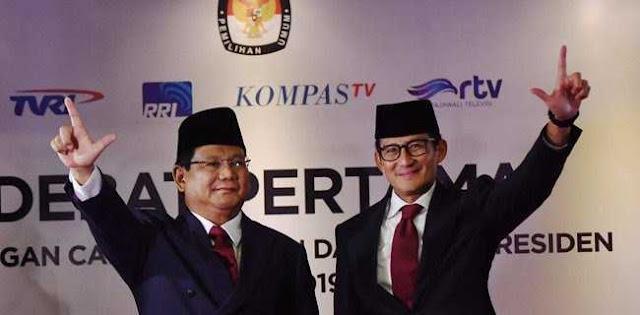 Dukungan UAS, Dahlan dan Gatot akan Memperlebar Kemenangan Prabowo atas Jokowi