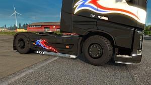 Russian wheels for all trucks