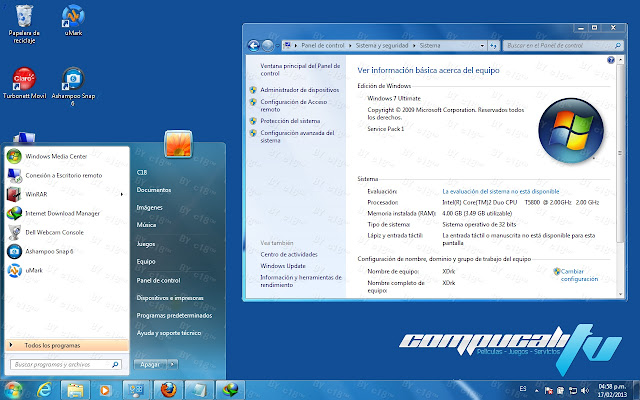 Windows 7 SPI TEU Español Media Refresh Rev.2