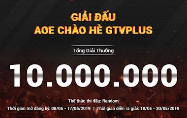 Chỉ mới mở đăng ký 1 ngày, giải đấu AoE Chào Hè GTV Plus đã có tới gần 90 người đăng ký tham dự