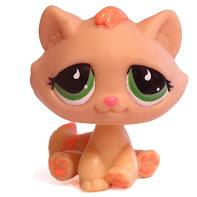 LPS Pet Pairs Kitten (#706) Pet