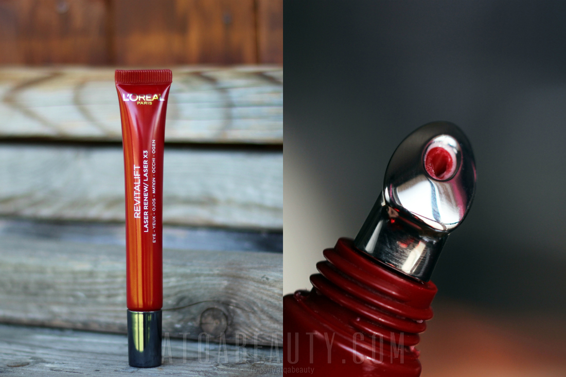 L'Oréal Paris • Revitalift • Laser X3 • Eye