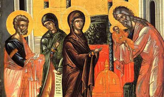 Σήμερα η Υπαπαντή του Κυρίου ημών Ιησού Χριστού: Τί γιορτάζουμε;