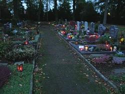 Friedhof an Allerheiligen 2017...