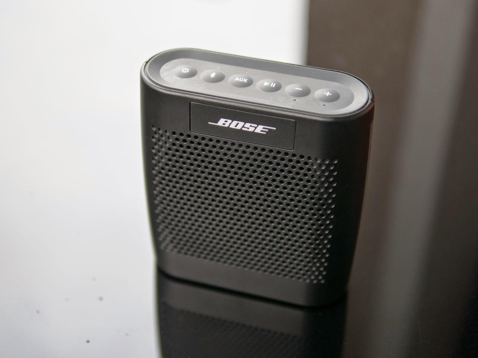 2 Portable Bluetooth Speakers Bose