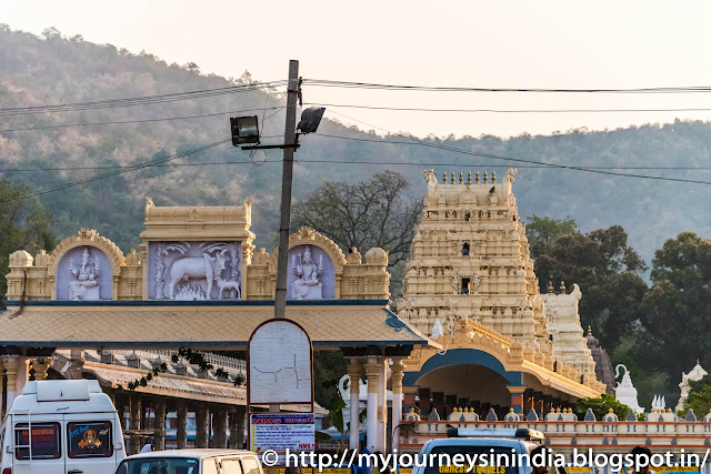 Mahanandi Mahanandeeswara Swamy Temple Tower