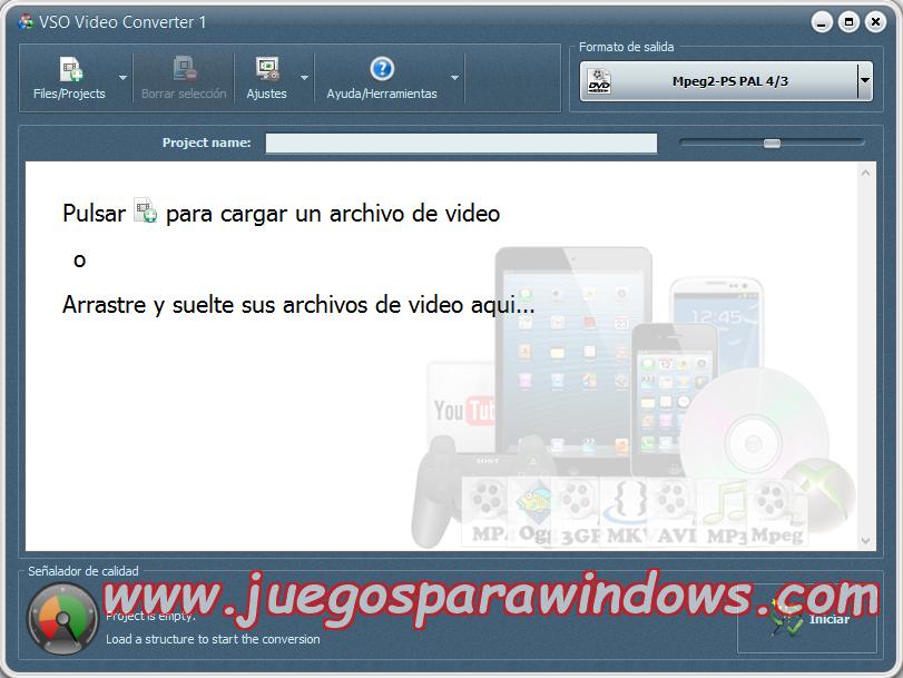 VSO Video Converter v1.5.0.4 Multilenguaje ESPAÑOL Convierte Archivos De Video a Otros Formatos (F4CG) 4