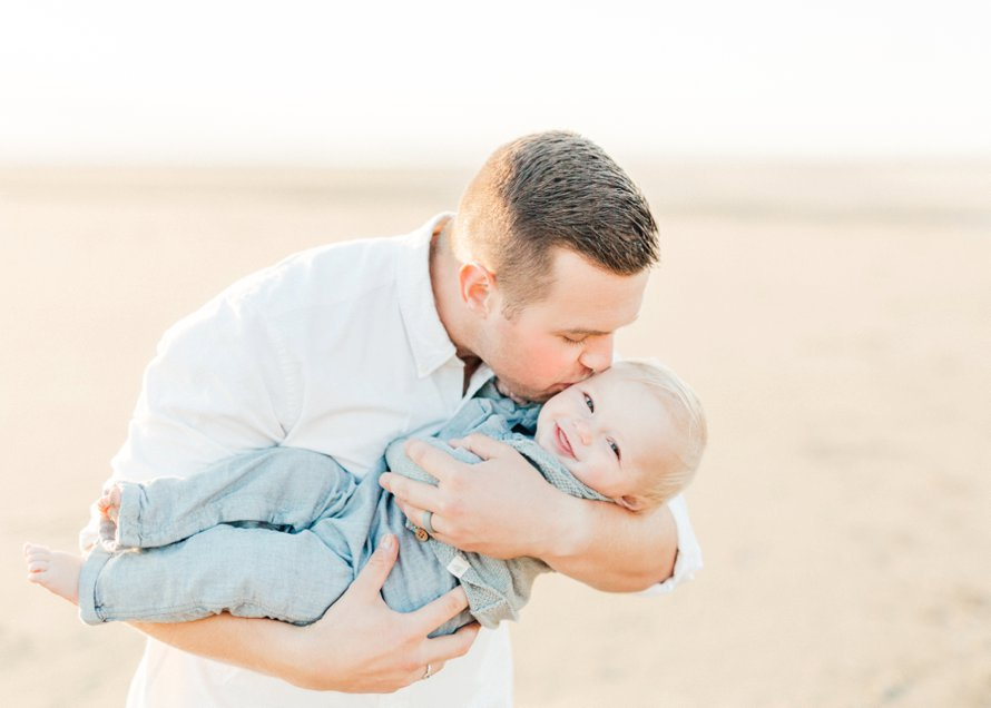 Beach Family Photo Session-Seabrook Photographers-Something Minted Photography