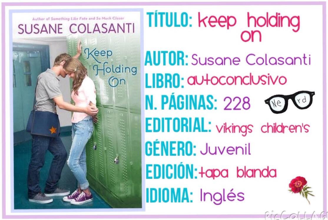 SUSANE COLASANTI KEEP HOLDING ON EPUB