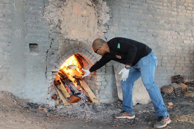Polícia Federal incinera mais de 60 kg de drogas em Guajará-Mirim
