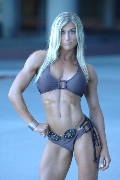 Female Fitness, Figure and Bodybuilder Competitors: IFBB
