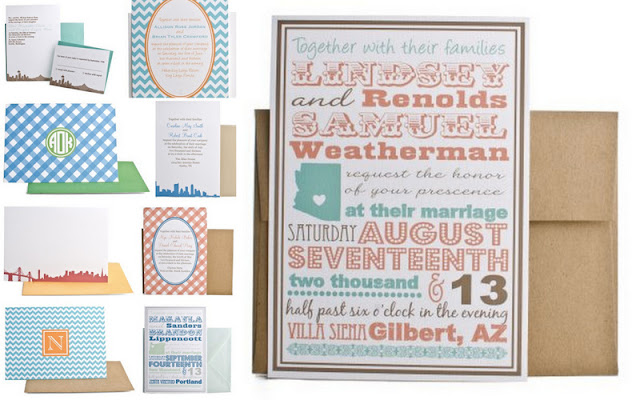 giveaway for $250 credit toward wedding stationery on oh lovely day