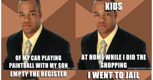 "The Women's Center: The Offensive ""Successful Black Man"" Meme"