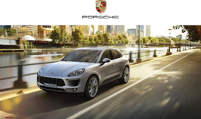 The All New 2016 Porsche Macan R4 Hd image
