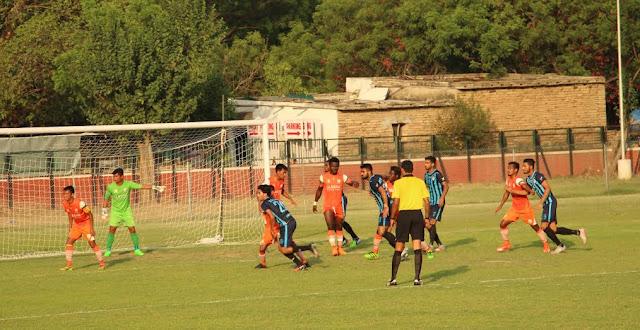 Minerva Academy FC beat Neroca FC