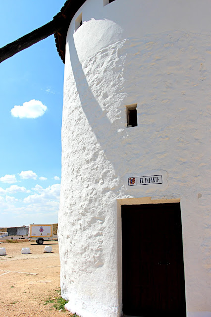 Castilla la Mancha. Los molinos de Don Quijote