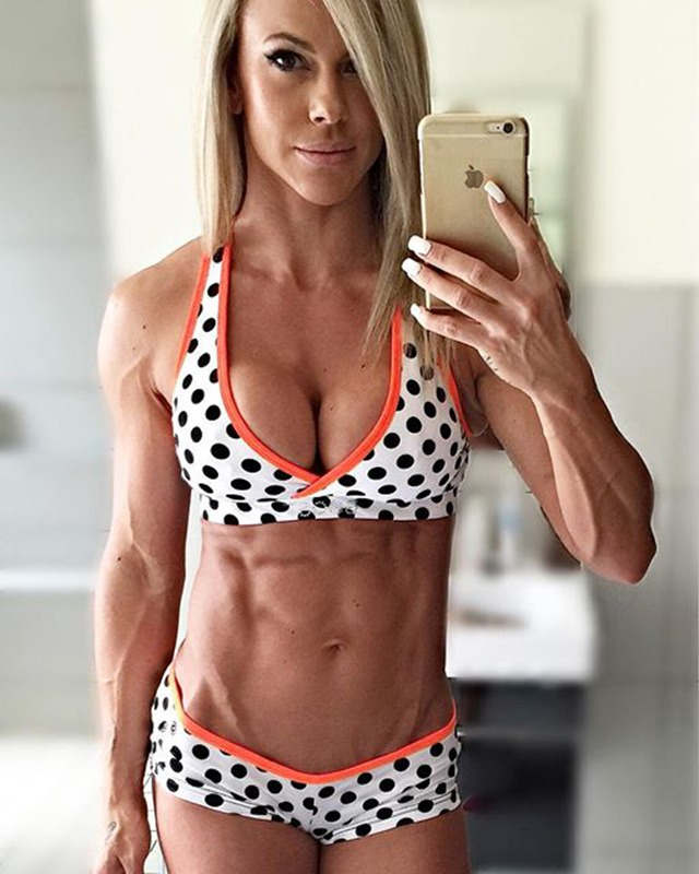 Fitness Model Jenadine Havenga