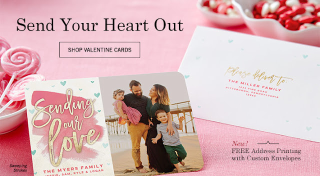 tiny prints 40 off valentine cards stickers and address labels