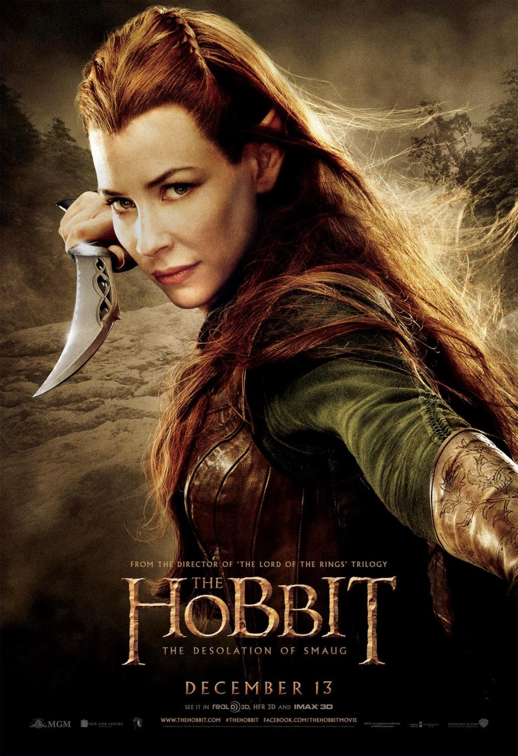 THE HOBBIT: THE DESOLATION OF SMAUG - 8 New Posters | The ...