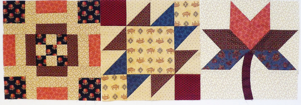 Free Quilt Block Design Program : Civil War Quilts: Quilt Guild Block of the Month Programs