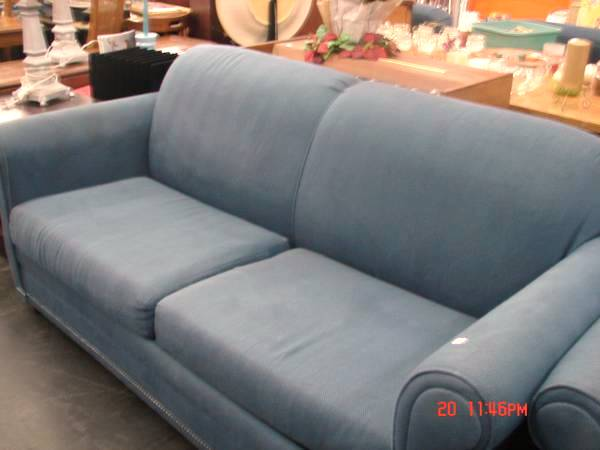 Oklahoma City Thrift Store Sleeper Sofa