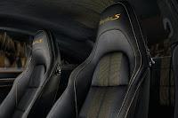Porsche 911 Turbo S Exclusive Series (2017) Interior