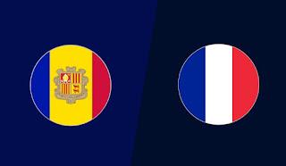 اون لاين مشاهدة مباراة فرنسا واندورا بث مباشر اليوم بدون توقف 11-06-2019 تصفيات المؤهله ليورو 2020 اليوم بدون تقطيع
