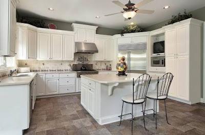 Arsitektur Desain Dapur Minimalis Kontemporer