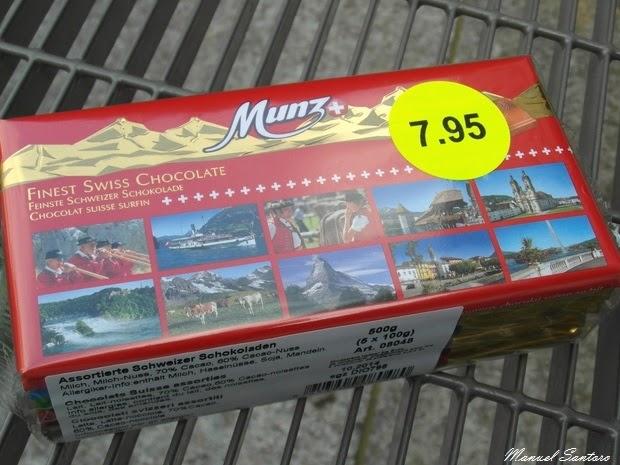 Cioccolata svizzera