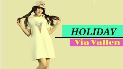 Via Vallen Holiday-Download Lagu Via Vallen Holiday-Download Lagu Via Vallen Holiday Jitu Nada mp3-Download Lagu Via Vallen Holiday Jitu Nada mp3 Gratis 2018