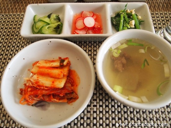 パリ15区の韓国料理・L'Arbre De Sel (ラルブル・ド・セル)