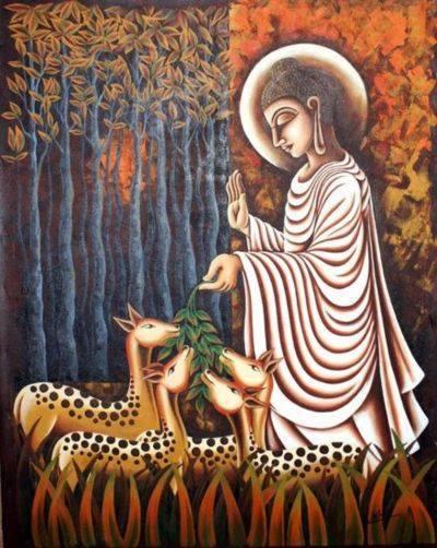 Đạo Phật Nguyên Thủy - Kinh Tương Ưng Bộ - Ví dụ mũ tên