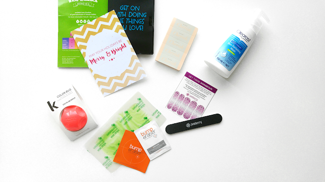 Bellabox December 2015 Unboxing