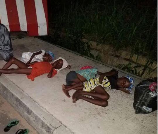 Four children branded witches by prophets and abandoned by parents rescued in Akwa Ibom State (photos)