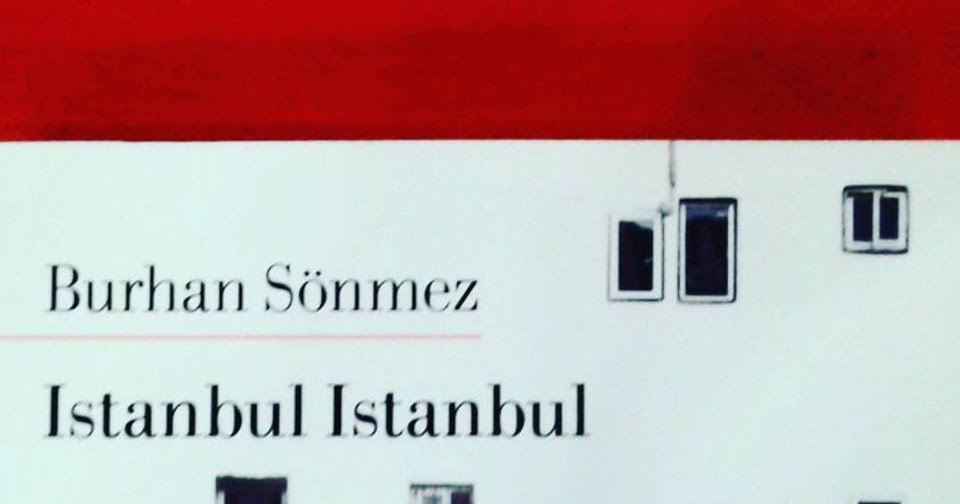 Istanbul Istanbul di Burhan Sonmez