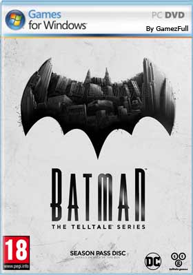 Batman The Telltale Series Complete PC Full Español | MEGA