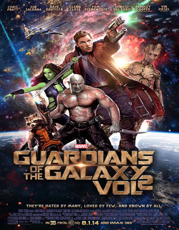 Guardians of the Galaxy Vol 2 2017 Hindi Dual Audio HDCAM Full Movie Download