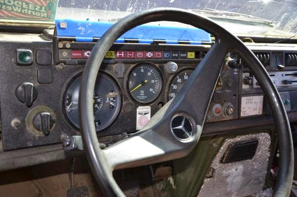 ambulance benz 1987