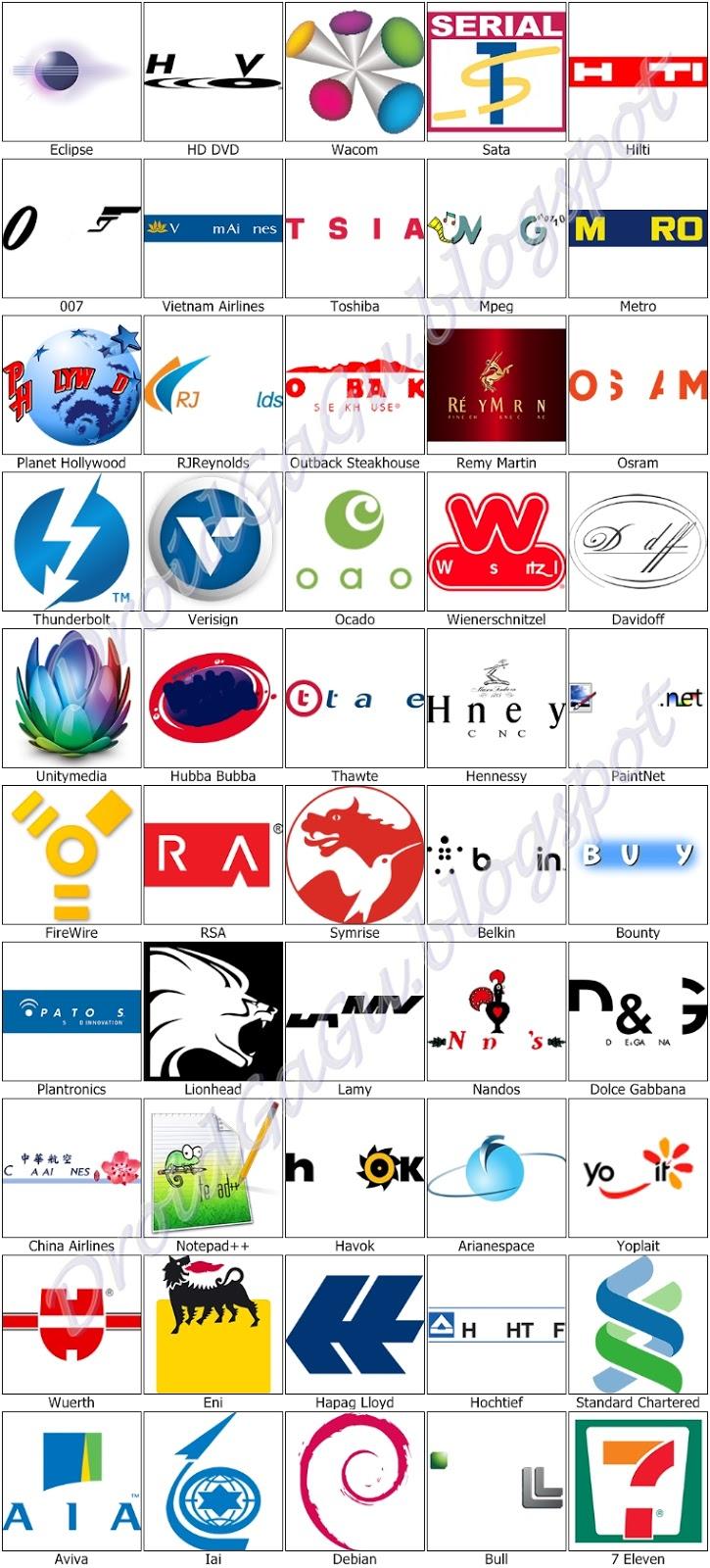 Logos Level 21 : logos, level, Level, Solution