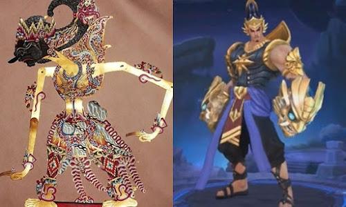 4 Tokoh Legenda Asia Tenggara Menjadi Hero di Mobile Legends