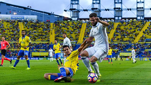 [Video] Cuplikan Gol Las Palmas 2-2 Real Madrid (Liga Spanyol)