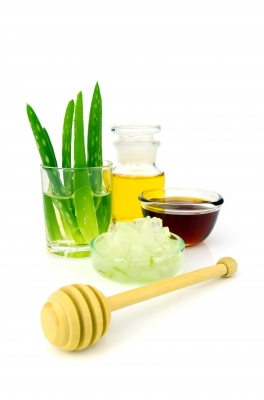 does aloe vera gel help acne